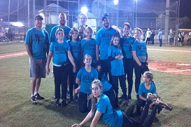 miller ac softball team